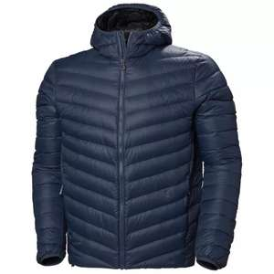 Helly Hansen Mens Verglas Hooded Down Jacket (North Sea Blue) £68.98 Delivered (With Code) @ Sportpursuit.