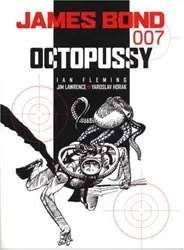 Octopussy & Man with the Golden Gun Comic books - £4.99 + £1.00 P&P each @ Forbidden Planet