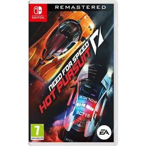 Need For Speed: Hot Pursuit Remastered (Nintendo Switch) - £17.99 Delivered @ SmythsToys