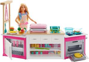 Barbie Ultimate Kitchen £28.99 at Amazon