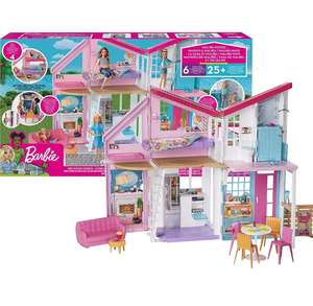 Barbie Malibu house - £57.99 @ Amazon