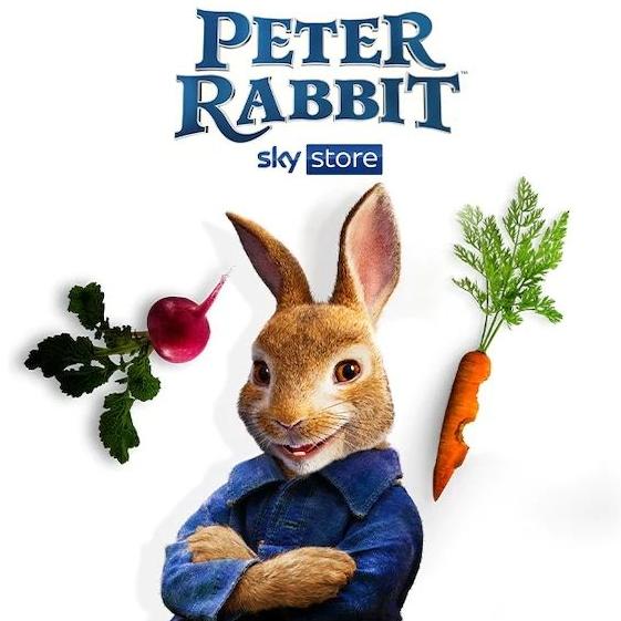 Peter Rabbit Free Movie To Keep With Sky VIP