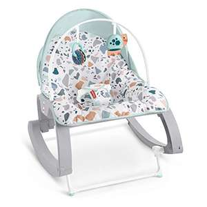 Fisher-Price GMD21 Deluxe Infant-to-Toddler Rocker Now £39.95 Free Delivery @ Amazon