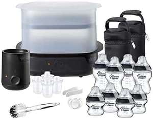 Tommee Tippee Complete Feeding Set £67.49 at Amazon (Extra 15% off with Amazon Baby Wish List)
