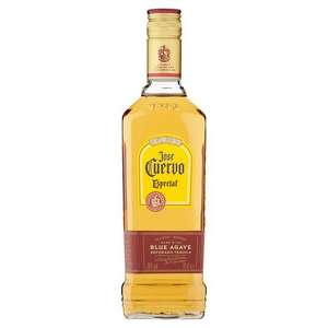 Jose Cuervo Gold Tequila Especial Tequila 70cl £11.18 in Tesco Express Normanby