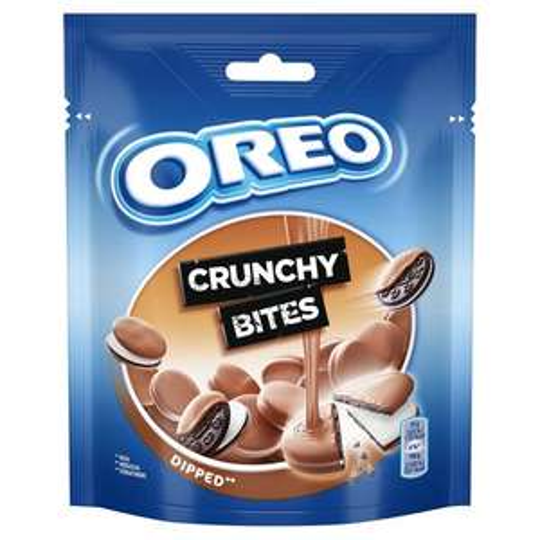 Oreo Crunchy Bites Biscuits 110g - £0.49 Farmfoods Birmingham