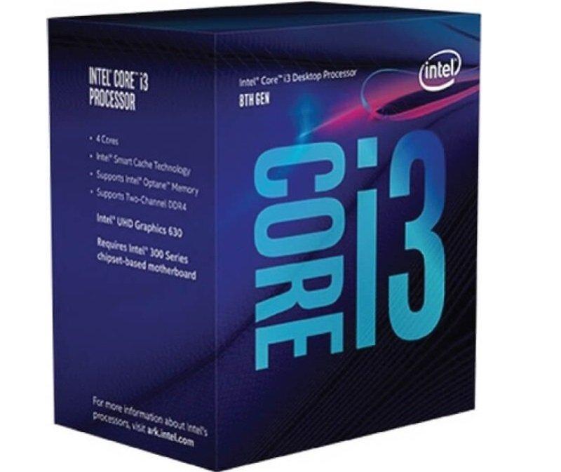 Intel Core i3 9100F 9th Gen Coffee Lake Quad Core Processor - £88.48 Delivered @ Ebuyer