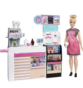 Barbie GMW03 Playset with 20+ Accessories £21.99 at Amazon