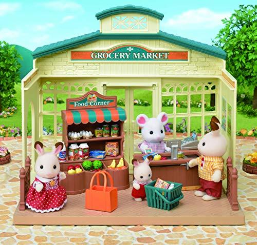 Sylvanian Families 5315 Grocery Market £18.99 (Prime) + £4.49 (non Prime) at Amazon