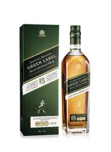 Johnnie Walker Green 70cl Label £31 (Delivery Charge / Minimum Spend Applies) @ Asda