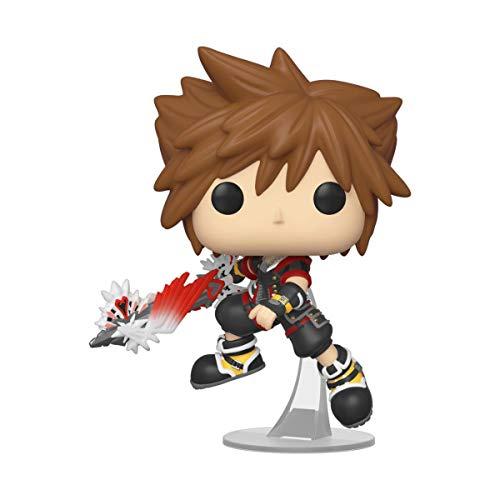 Funko Pop! Kingdom Hearts 3 Sora With Ultima Weapon - £6 Prime (£4.99 non Prime) at Amazon UK