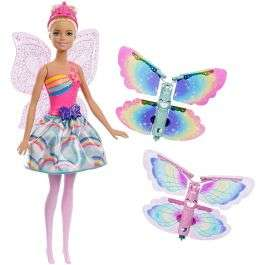 Barbie Dreamtopia Flying Wings Fairy Doll £14.49 Delivered ( Mainland UK) From BargainMax