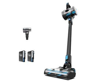 VAX Blade 4 Pet Dual Battery CLSV-B4DP Cordless Vacuum Cleaner – Graphite & Blue £249 @ Currys PC World