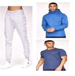 Crosshatch Sweatshirt, T- Shirt and Joggers Bundle £31.00 + £1.99 Delivery From Crosshatch
