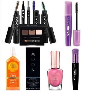 £5 Friday Offers - CYO Brow and Lash Bundle, Bondi Sands Tan Oil, Revlon Mascara & more (£3.50 delivery) @ Boots