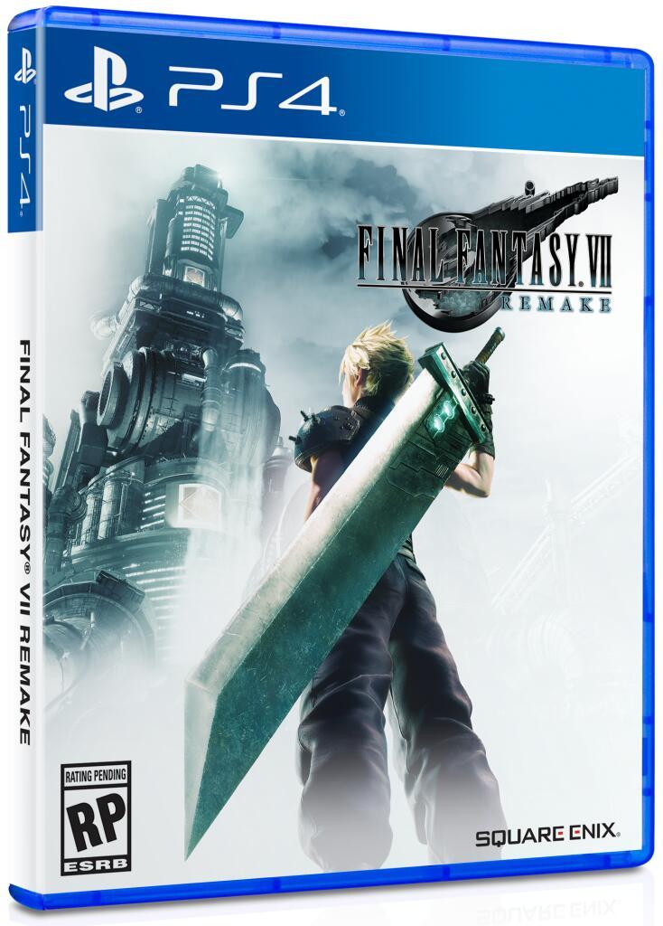 Final Fantasy VII Remake PS4 - £25 delivered @ Amazon