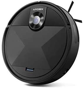 APOSEN Robot Vacuum Cleaner - £99.99 using voucher Sold by Mo Fen EU and Fulfilled by Amazon