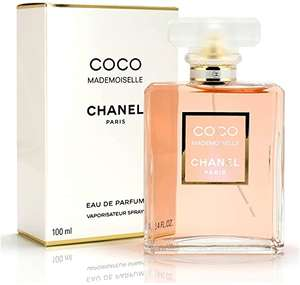 Chanel Coco Mademoiselle Eau De Parfum Spray 100ml - £83 (£74.70 Selected Accounts) delivered with code @ Boots