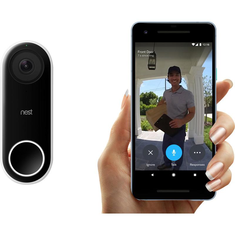 Nest Hello Doorbell + Nest mini £165 @ Toolstation