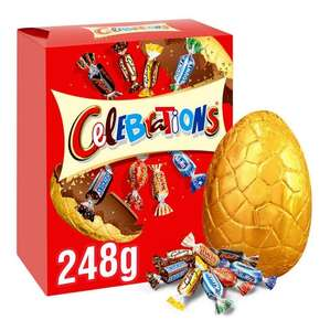 Large Easter Eggs - 2 for £4 with code 26/03 (+ Delivery Charge / Minimum Spend Applies) @ Iceland