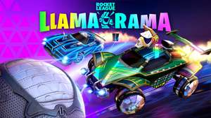 Rocket League - Free Top Llama ME Topper (PS4/ PC/ Switch/ Xbox One)