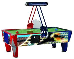 Reconditioned SAM Fast Soccer 8ft Commercial Air Hockey Table - £2795 Delivered @ Liberty Games
