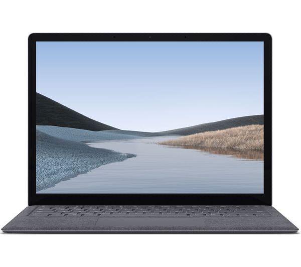 Microsoft Surface Laptop 3 10th Gen Quad Core i5, 8GB RAM, 128GB SSD, Windows 10 Home, 2019 Edition £780 @ Amazon