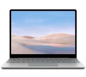 Microsoft Surface Laptop Go i5-1035G1, 8GB, 128GB (+ Poss 10% TCB) £579 with code @ Currys PC World