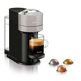 Nespresso Vertuo Krups Coffee Machine - Light Grey - £109.99 Delivered (With Code) @ Robert Dyas