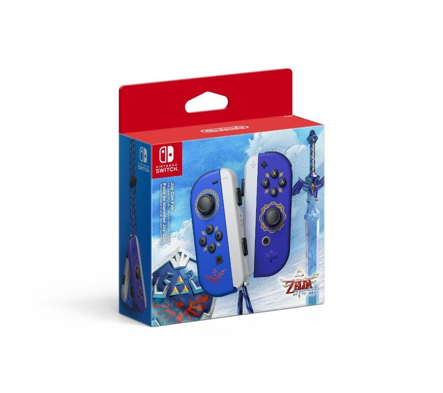Legend of Zelda Skyward Sword Joy-Con Pair (Nintendo Switch)- £63.85 @ Shopto