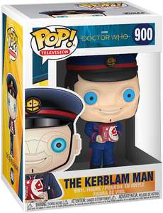 Funko Pop! Doctor Who: The Kerblam Man - £3.99 Delivered at Forbidden Planet
