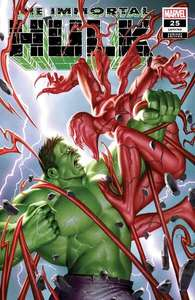 Immortal Hulk #25 (Junggeun Yoon Variant) Only 3000 printed £4.00 delivered @ Forbidden Planet