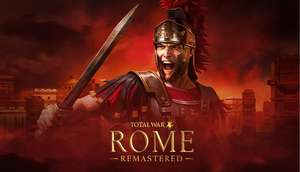 Total War: Rome Remastered (PC) - £12.49 (£24.99 if original game not owned) @ Steam Store