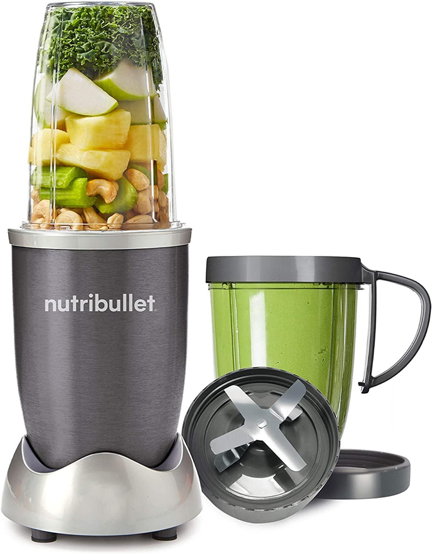 NUTRIBULLET 600 Starter Kit - Graphite - £39.99 (+360 Nectar Points) Delivered @ Currys / ebay