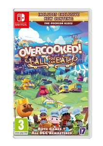 Overcooked! All You Can Eat (Nintendo Switch) - £27.85 Delivered @ SimplyGames
