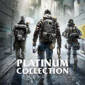 Platinum Collection Bundle - 3 PC games for £8.99 - The Division, The Falconeer, For Honor, Mud Runner, Killing Floor 2 & more @ Fanatical