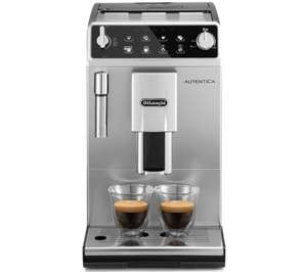 DELONGHI Autentica ETAM 29.510.SB Bean to Cup Coffee Machine £349 @ Currys PC World