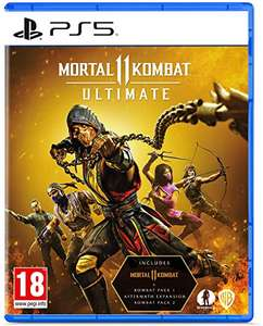 Mortal Kombat 11 Ultimate Edition [PS5 / PS4 / Xbox One / Series X] £24.99 delivered @ Currys PCWorld