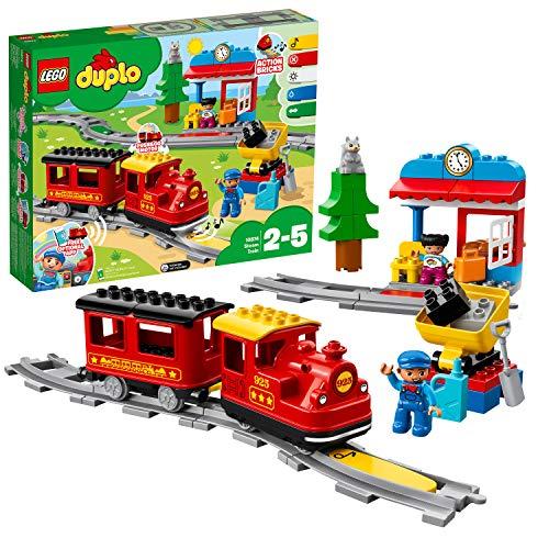 LEGO DUPLO 10874 Steam Train Set with Action Bricks - £37.99 delivered @ Amazon