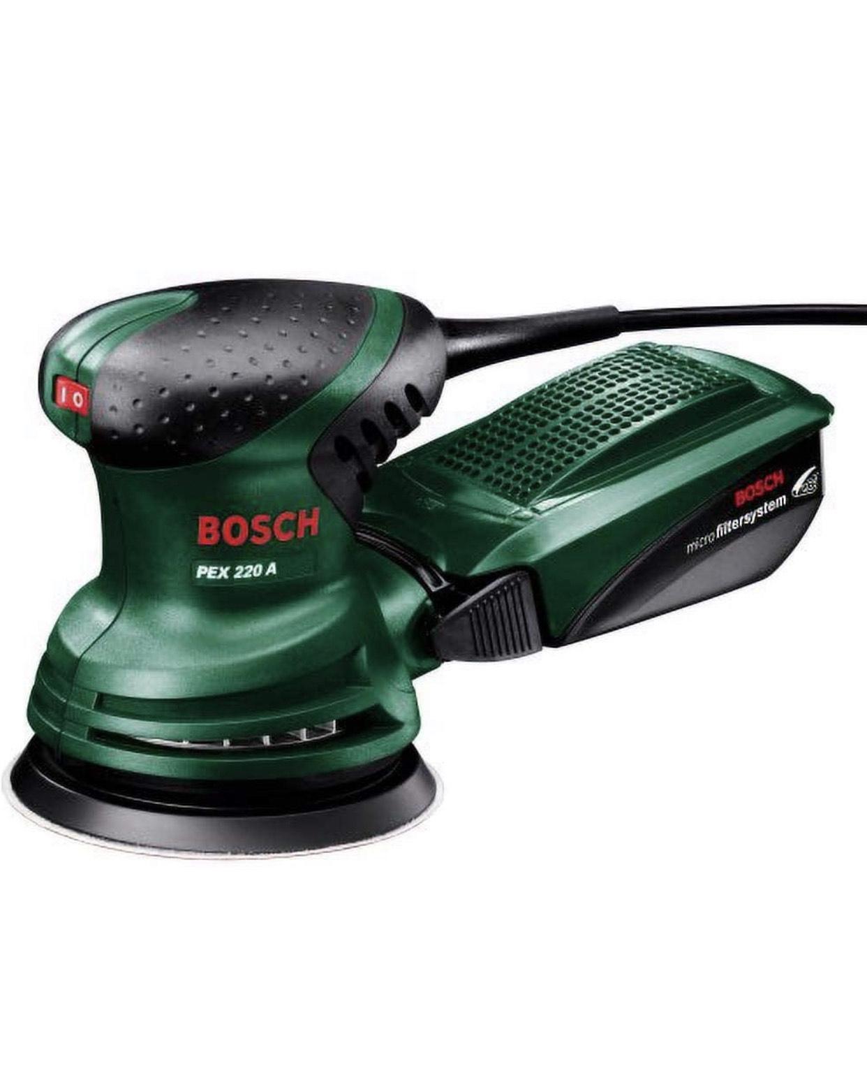 Bosch PEX 220 A Random Orbit Sander £30.99 at Amazon
