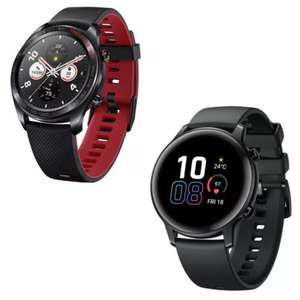 Honor Watch Magic for £47.99 or Honor Watch Magic 2 42mm for £79.99 delivered using code @ ebay/technolec_uk