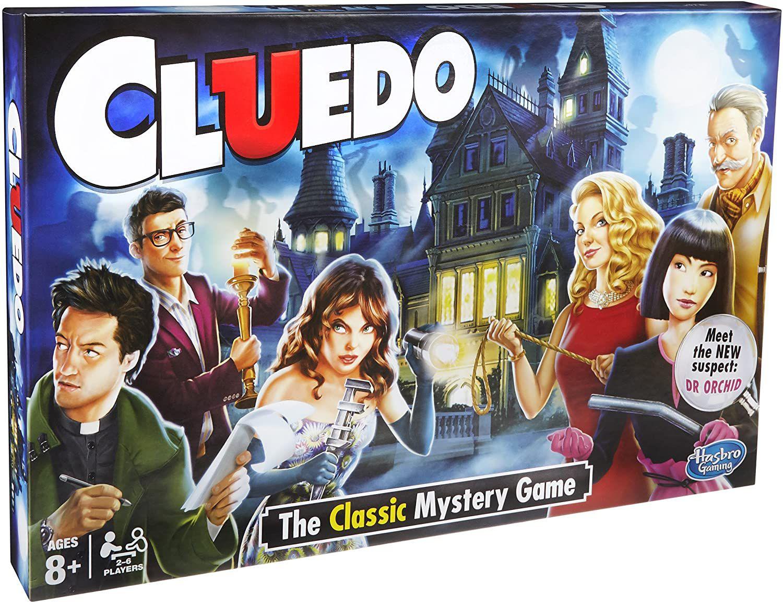 Hasbro Gaming Cluedo the Classic Mystery Board Game £11.99 (£4.49 p&p non prime) @ Amazon