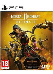 Mortal Kombat 11: Ultimate Edition (PS5) - £23.99 delivered using code @ Boss Deals / eBay