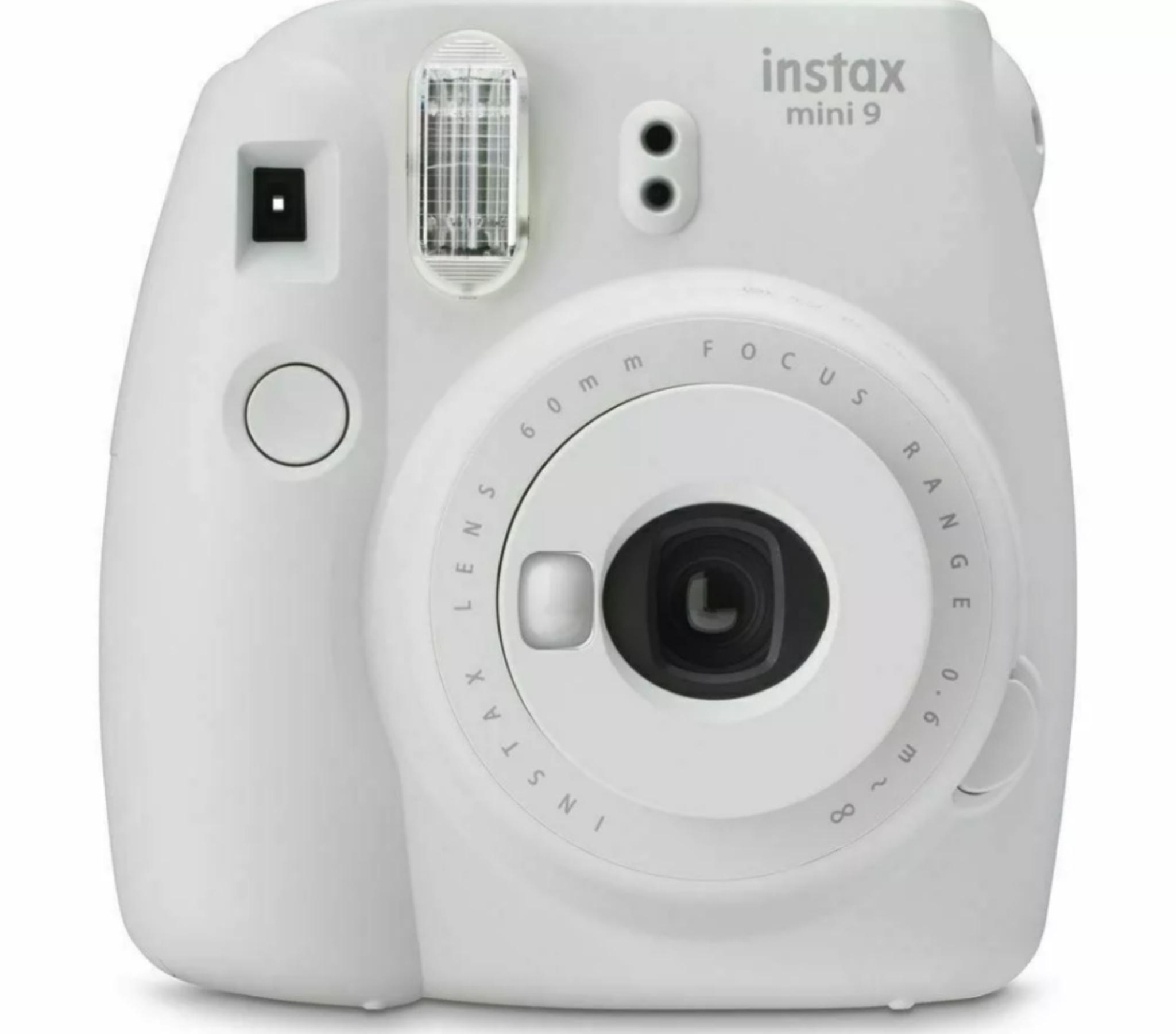INSTAX mini 9 Instant Camera - Smoky White £39.97 @ Currys/PC World eBay store