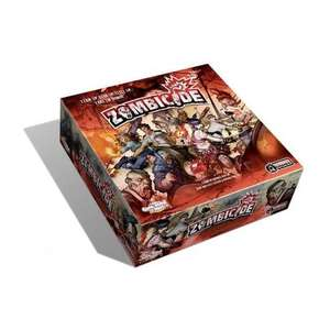 Guillotine Games Zombicide board game £33.95 at Chaos Cards