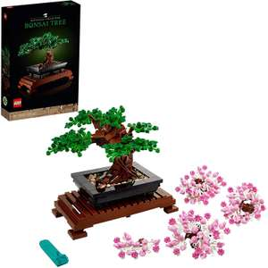 Lego Creator 10281 Expert Bonsai Tree - £40.80 (UK Mainland) via Amazon EU on Amazon