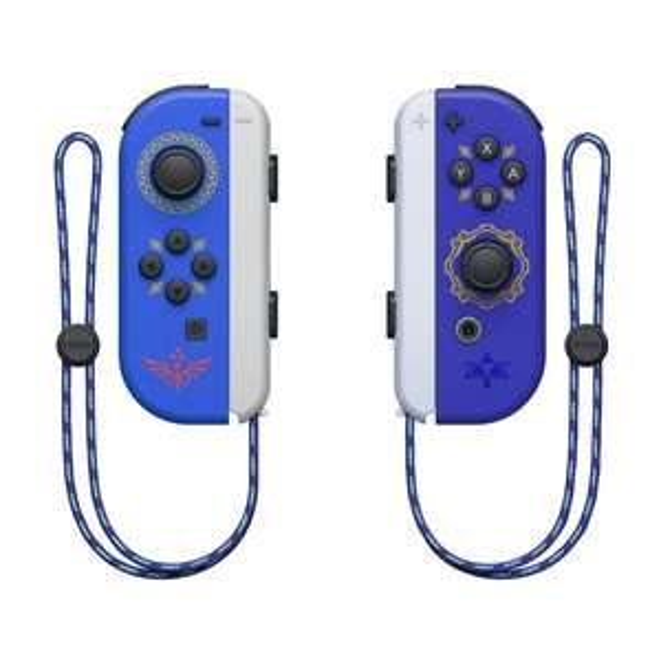 Nintendo Switch Joy-Con Pair The Legend of Zelda: Skyward Sword Edition - Pre-order £64.99 @ Smyths Toys