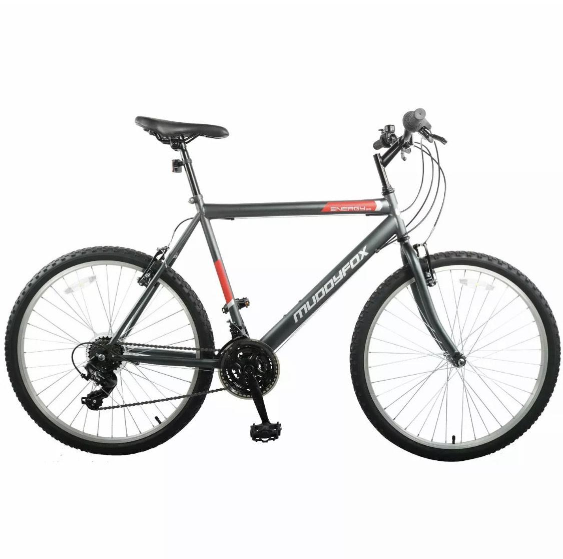 Muddyfox Energy26 18 Speed Mountain Bike £111.20 (£4.99 delivery) @ Sports direct / eBay