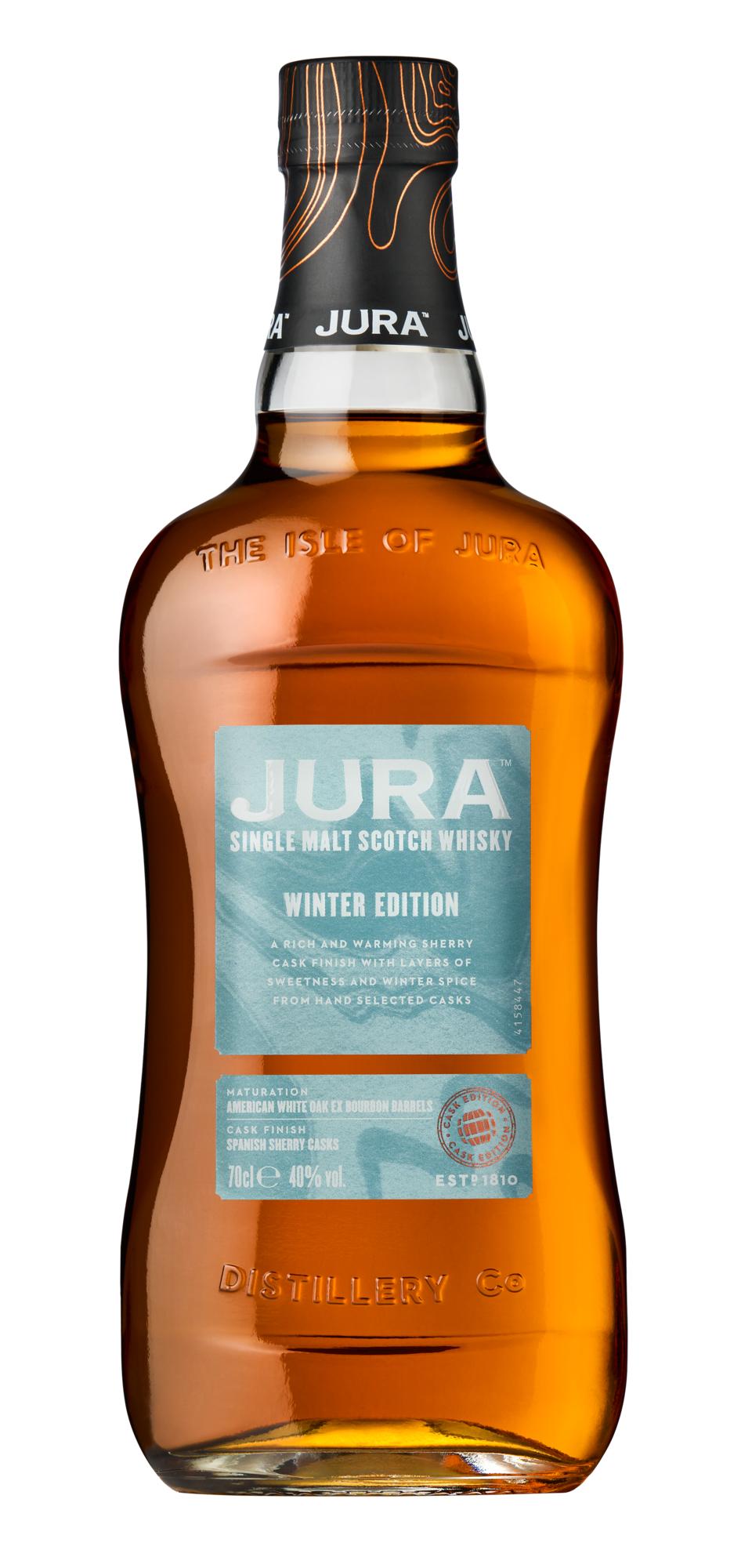 Jura Single Malt Scotch Whisky Winter Edition 1 Litre £24.75 @ Tesco Chorley