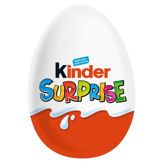 Kinder surprise 20g 59p Farmfoods sutton